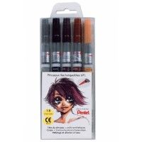 Pentel Set Color Brush artist