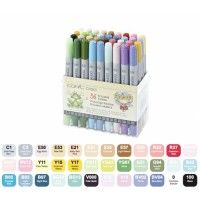 Set 36 Copic Ciao Couleurs Lumineuses