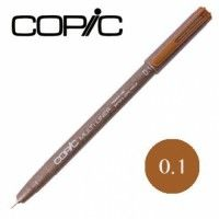 Copic Multiliner sepia 0.1 mm