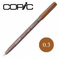 Copic Multiliner sepia 0.3 mm
