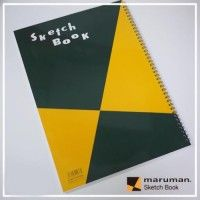 Sketch Book Maruman A4