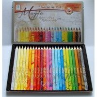 Set 23 crayons MAGIC et 1 Blender