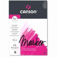CANSON Marker A4 70g 70f