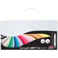 Set 36 Graph It Brush et Extra-Fine - Essentials