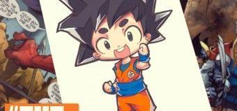 Comment Dessiner Vegeta En Version Chibi Dragon Ball Super