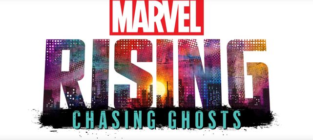 Chanson de Marvel Rising Chasing Ghosts - Side by Side par Sofia Wylie