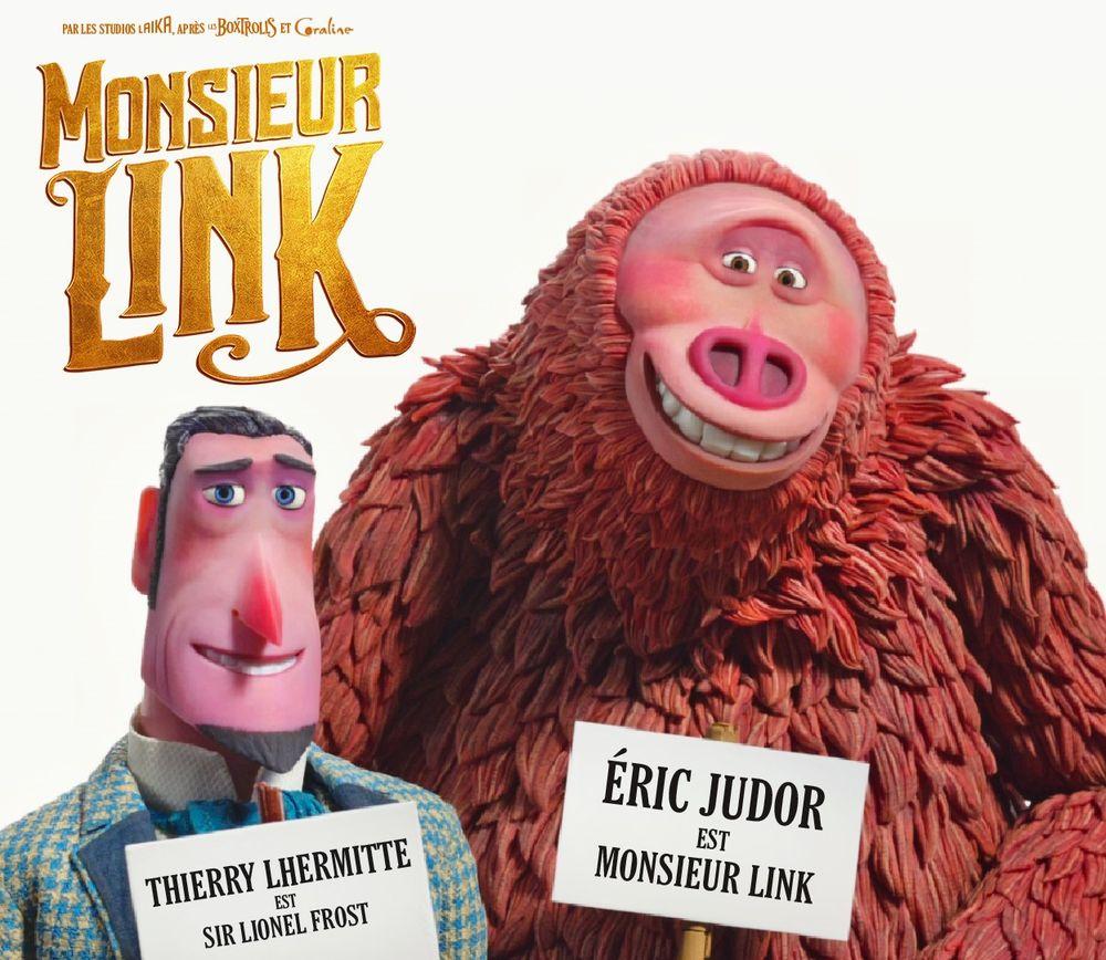 """Résultat de recherche d'images pour """"Monsieur Link"""""""