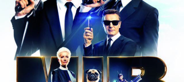 Nouveau trailer de MEN IN BLACK : INTERNATIONAL