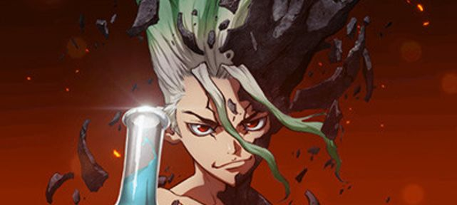 Trailer anime Dr Stone