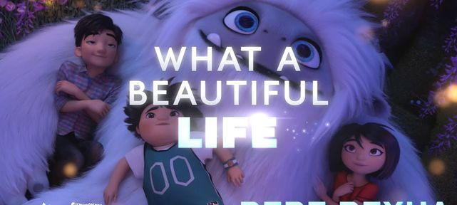 Chanson film Abominable - Bebe Rexha chante Beautiful Life - Lyric Video