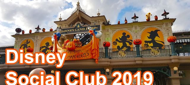 Disney Social Club 2019 en 1 minute
