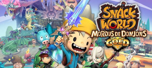 Test de Snack World: Mordus de Donjons