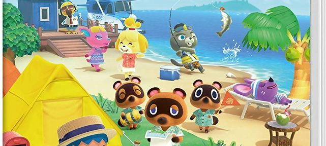 Test du jeu Animal crossing: New Horizons