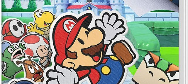 Test du jeu Paper Mario: The Origami King