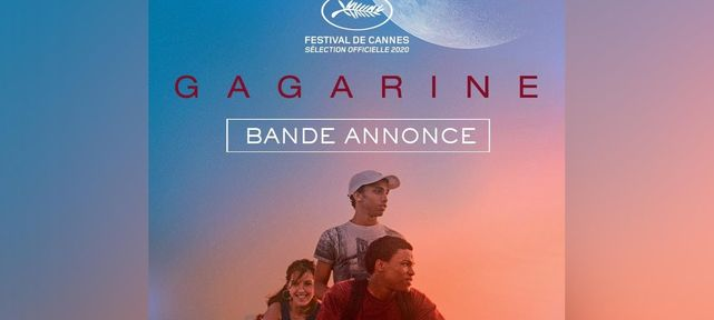 1ère Bande annonce: Gagarine