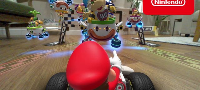 Mario Kart Live: Home Circuit – Bande-annonce de lancement (Nintendo Switch)