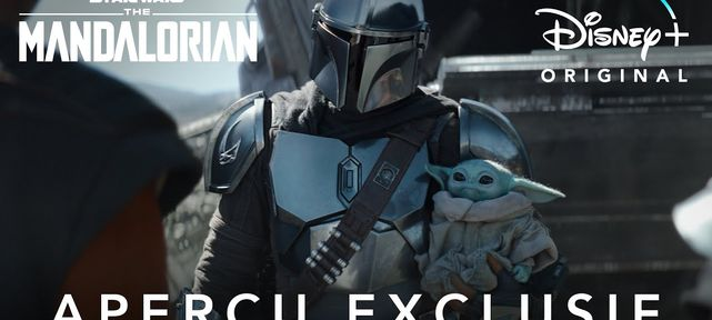 Streaming: The Mandalorian trailer 2